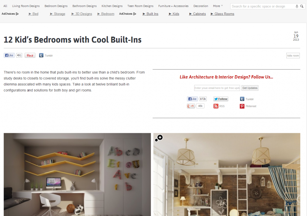 Home Designing screen grab