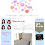 Love Life Make-Up blog